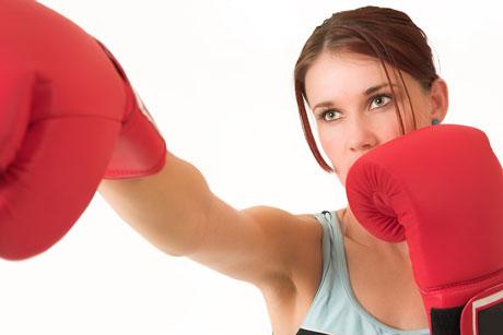 Air Boxing - Girl