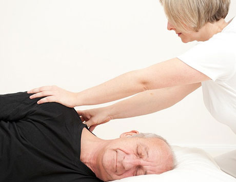Back Massage Image