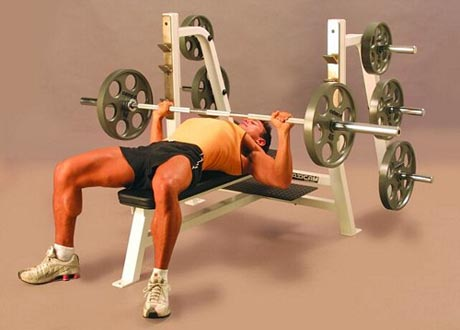 Bench Press - Chest Exercises