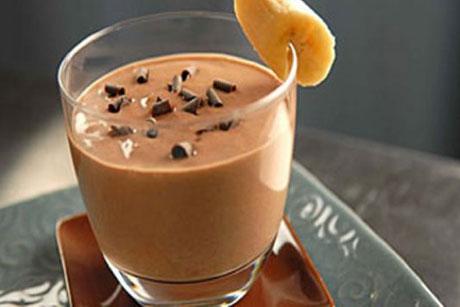 Chocolate & Peanut Butter Shake