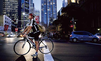 Cycle to Work for Better Health