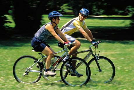 Cycling - Outdoor Exercise & Activity