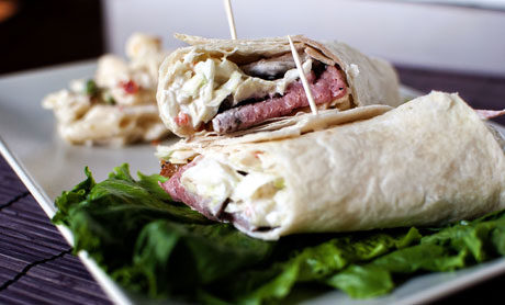 Deli Roast- Beef Wraps