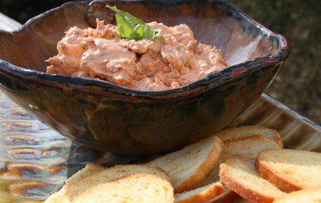 Fat Free Sun Dried Tomato Dip