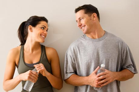 Fitness With Partner-  Exercises
