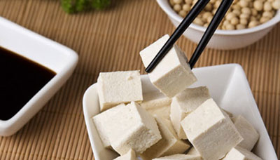 Healthy Snacks Tofu