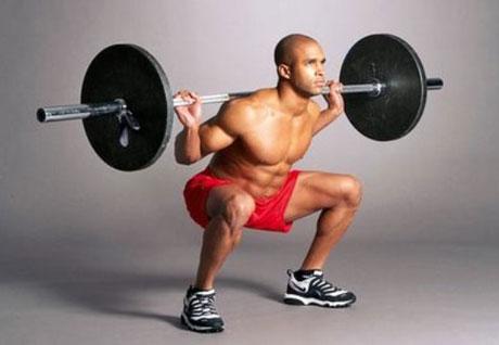 Leg Exercises - Squats