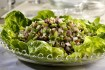 Lentil Salad with Spinach and Rice Recipe
