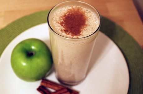 Low Cal Apple Pie Shake Recipe
