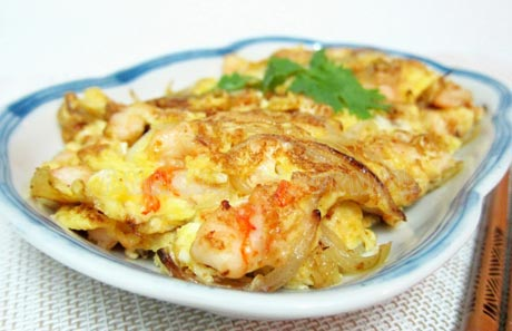Low Calorie Omelette
