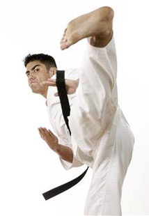 Martial Arts Reduces Stress