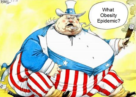 Obesity Epidemic - Definition and Causes