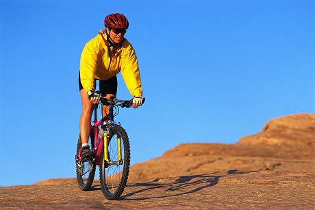 Mountain Biking - Prevent Cycling Injuries