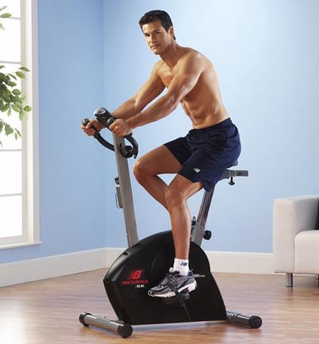 Seated Bike - Exercise Bike