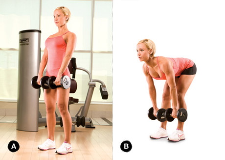 Stiff Leg Deadlift Image