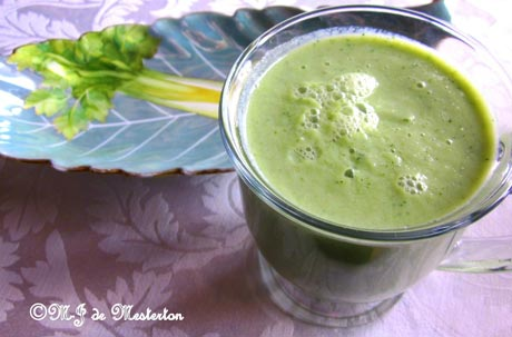 Vegetable Smoothie Recipe