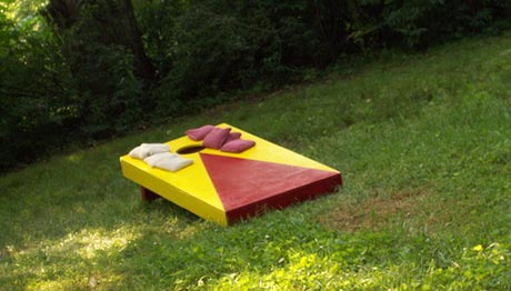 Weight Loss the Fun Way - Cornhole Games