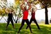 Cardio Workout Jumping Jacks